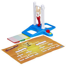 amazon com fantastic gymnastics game toys u0026 games