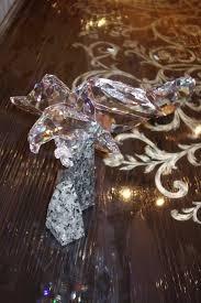 swarovski soulmates eagle 874456 home decor crystal figurine