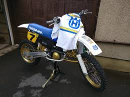twinshock motocross bikes for sale husqvarnaman twin shock motocross bikes