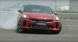 yes the kia stinger gt can drift and here u0027s the videos to prove