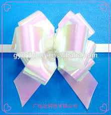 pull bow ribbon wedding decorative pull bow flower wrapping pull ribbon bows gift