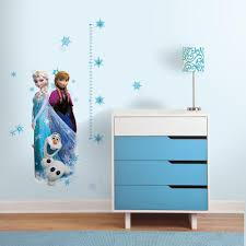 Popular Characters Murals Roommates Roommates 60 In W X 36 In H Frozen 2 Piece Peel And Stick Wall