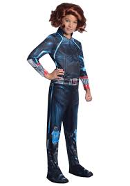 Superhero Halloween Costumes Teenage Girls Black Widow Costumes Black Widow Costumes Adults Kids