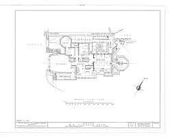 file ground floor plan w a glasner house 850 sheridan road