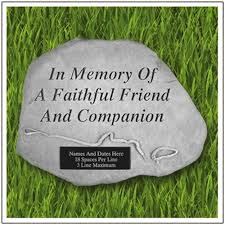 dog grave markers dog grave markers pet garden