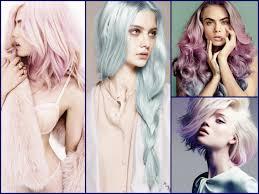 pastel hair color trends rose quartz color u0026 serenity color hair