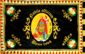 Hre Flag österreichische Lebens Rettungs Gesellschaft ölrg