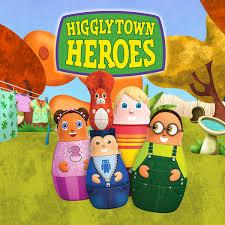 higglytown heroes vol 5 u2022 iartwork