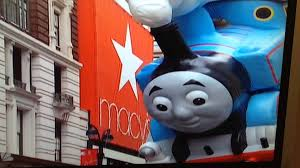 what time is the thanksgiving day parade 2014 thomas on macy u0027s thanksgiving day parade 11 27 14 youtube