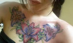 flower purple chest flower