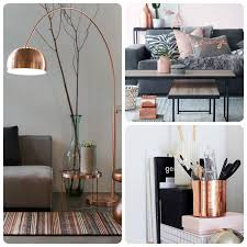 copper room decor new home accessories the copper trend iwoot