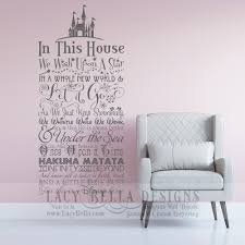 in this disney house lacy bella design s