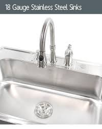 Stainless Kitchen Sinks by Stainless Steel Kitchen Sinks Undermount Kitchen Sinks Apron Sinks