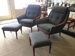 rare scandinavian mid century chairs by lk hjelle on view wilson