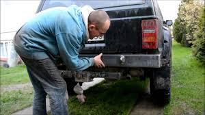 jeep cherokee back new project rear bumper jeep cherokee xj rl garage youtube
