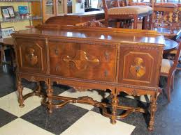 furniture antique buffet sideboard for your traditional ideas and