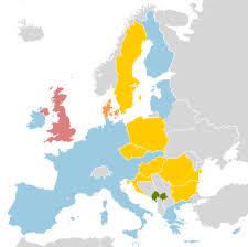 si e de l union europ nne zone wikipédia