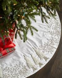 tree skirts at horchow