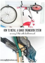 Rubbermaid Garage Organization System - több mint 1000 ötlet a következővel kapcsolatban garage