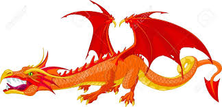 7 087 red dragon stock illustrations cliparts royalty free