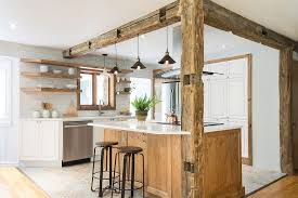 grey kitchen walls with light wood cabinets 25 kitchens in wood and white refined cozy and