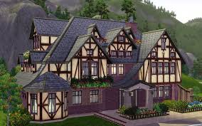 tudor house no 2 jarkad sims3 blog