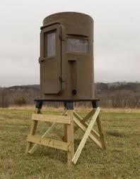Scentite Blinds Hunting Blind On Stand Elevated Tower Platform Deer Turkey Hog