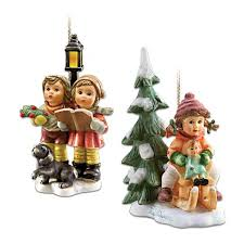 an m i hummel ornament collection collectible