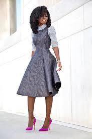 style pantry striped shirt fit u0026 flare midi dress