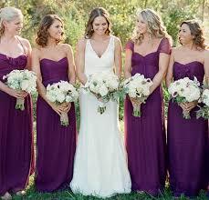 royal purple bridesmaid dresses aqua and purple bridesmaid dresses ideas designers