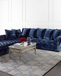 Down Filled Sectional Sofa by Designer Sofas U0026 Settees At Neiman Marcus
