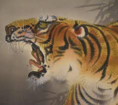 japanese and tiger japanese tiger painting inspo tiger painting