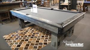 who makes the best pool tables find the best pool tables for your game room nfm youtube