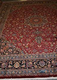 What Are Persian Rugs Made Of by Mashad Rug Origin And Description Guide