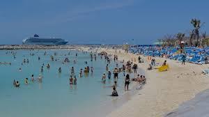 Bahama Islands Map Tour Of Great Stirrup Cay Norwegian Cruise Line U0027s Island Youtube