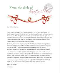 send your child a santa letter from the north pole the shady lane