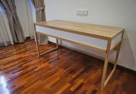 Sand Oak Laminate Flooring Fukusu Scandinavian Design Tv Cabinet And Study Table In Awesome