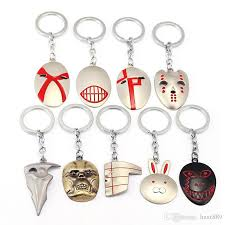 key rings designs images Anime tokyo ghoul keychain hot anime mask key chain 9 design jpg