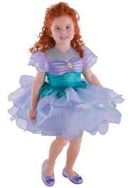 Sully Halloween Costume Toddler Ariel Ballerina Ariel Costumes Halloween Halloween