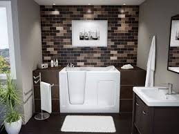Bathroom Mosaic Design Ideas by Bathroom Modern Bathroom Decoration And Design Ideas With White