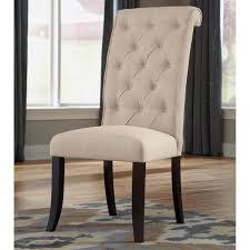 signature design by ashley tripton parsons chairs set of 2