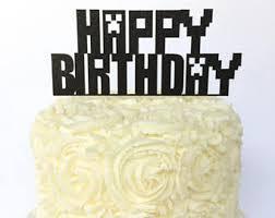 Minecraft Cake Decorating Kit Minecraft Iron Sword Fondant Cake Topper Decoration 12 Inch