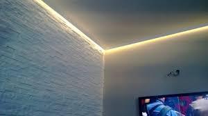 ruban led chambre ruban led plafond comment installer id es d images la maison 4 brico