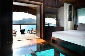top tahiti bora overwater bungalows wallpapers 2 beach huts inside