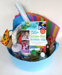 creative gift baskets diy sensory kits creative gifts for kids