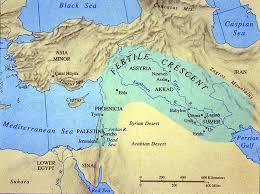 Map Of Babylon Copy Of Four Empires Of Mesopotamia Lessons Tes Teach