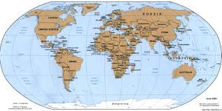 Show World Map by Show The World You Sociable Susan Magazine