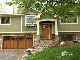 split level ranch raised ranch landscaping ideas raised ranch makeovers exterior home