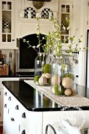 kitchen island decorations gorgeous home tour with designs globe pendant white