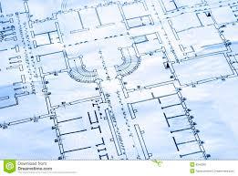 floor plan blueprint blueprint the floor plan stock photo image 9348350